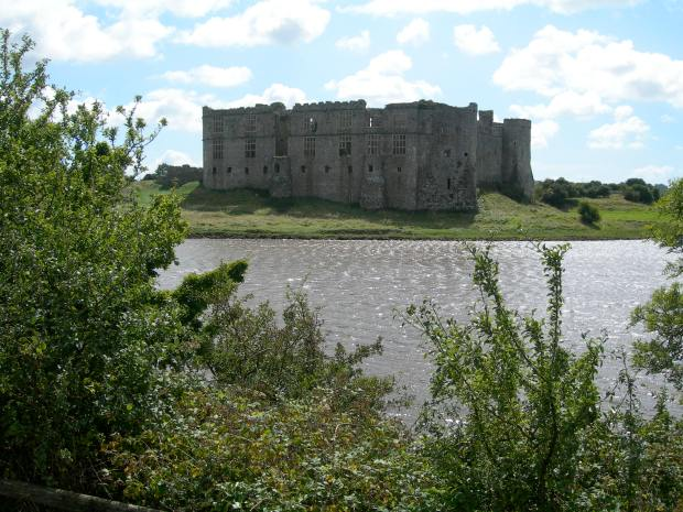 Carew Castle ALP