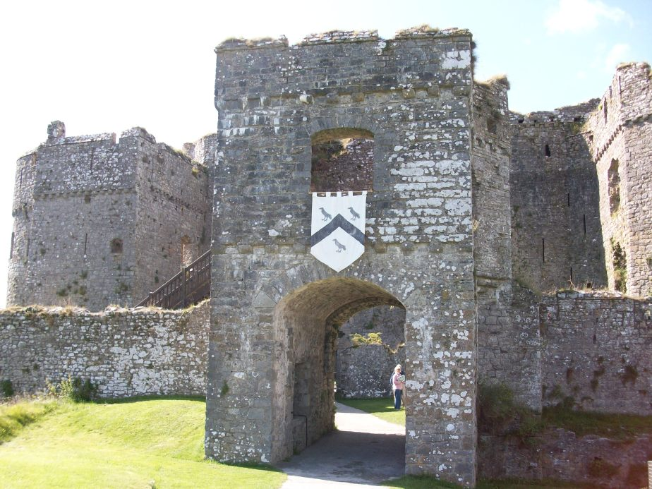 Carew Castle Gatehouse ALP