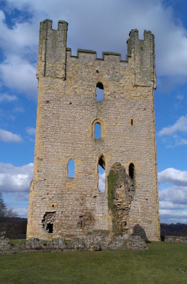East Tower Helmsley Castle
