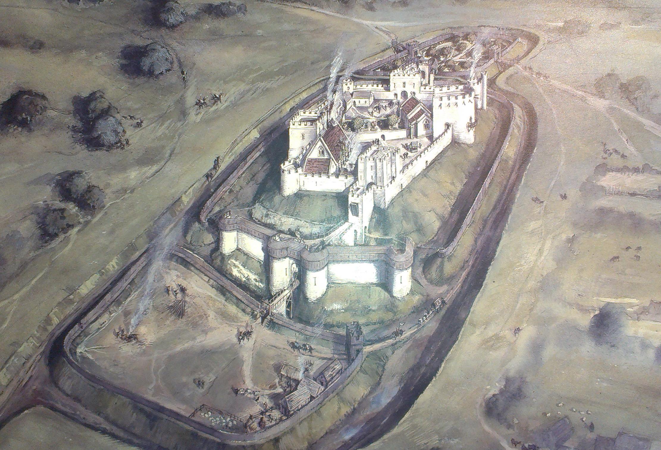 Imag Scale Models Castles