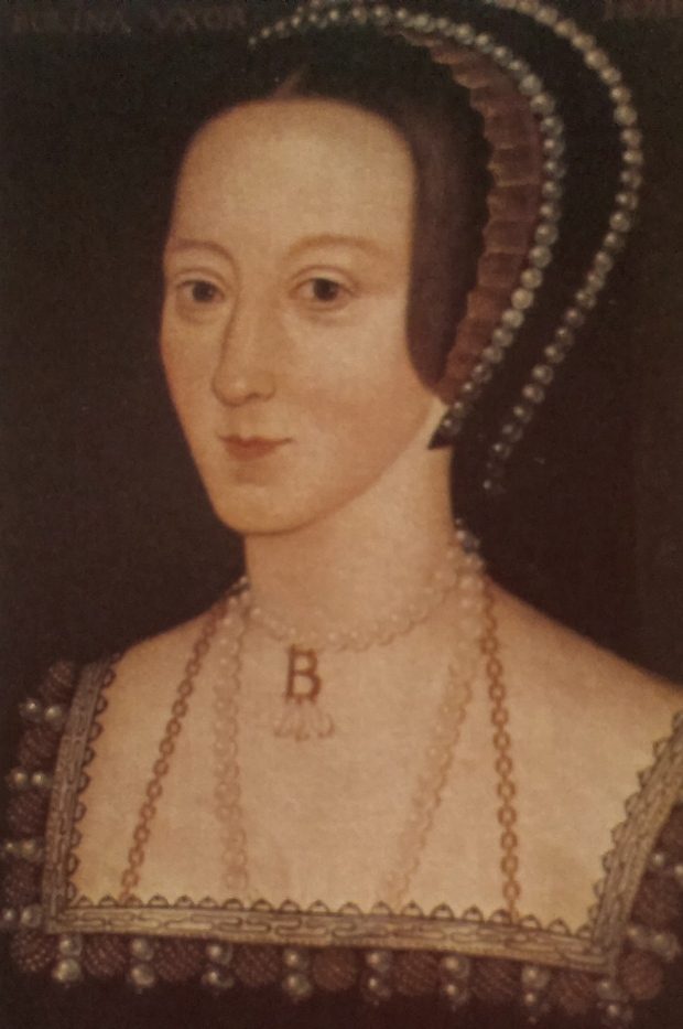 Anne Boleyn - Henry VIII (second wife)