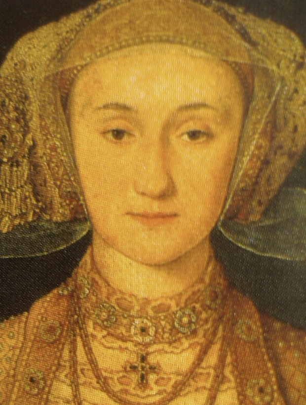 Anne of Cleves - Henry VIII (fourth wife)